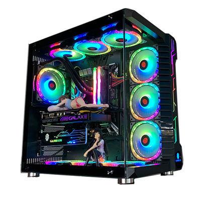玩嘉罗宾III机箱台式机电脑机箱E-ATX侧透360水冷电竞游戏阿波罗