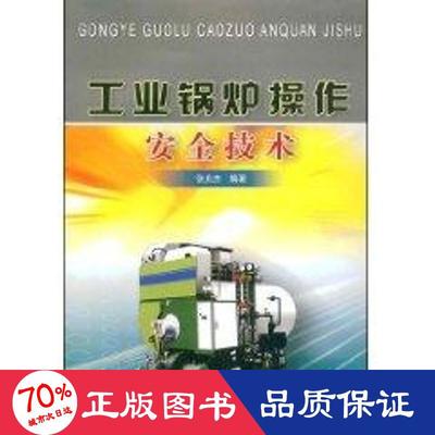 锅炉作安全技术/特种设备安全技术丛书 机械培训教材