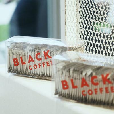 学生提神咖啡 美式黑咖啡速溶 千小鹤咖啡 无糖无脂