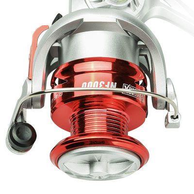 FishMX鱼线轮升级版渔轮纺车轮金属齿轮鱼轮路亚轮海钓海杆轮特价