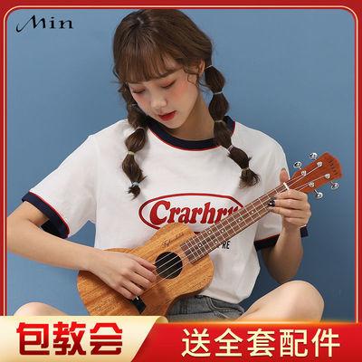 尤克里里初学者学生单板女成人男21寸23寸26寸入门儿童小吉他乐器
