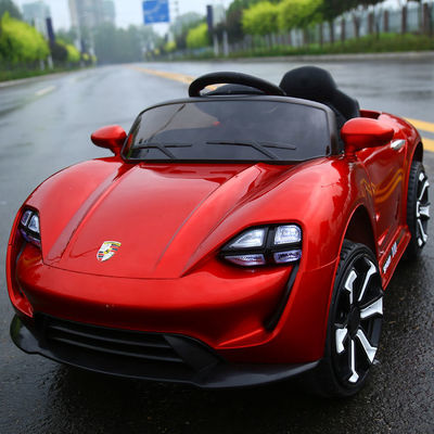 儿童电动车玩具车可坐人四轮遥控车汽车宝宝小孩充电童车4驱