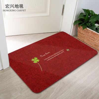 【款款特惠】门垫进户门口地垫防滑浴室吸水脚垫厨房卧室地毯定制
