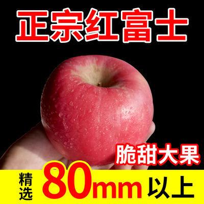 山东烟台红富士苹果正宗脆甜新鲜应季水果批发孕妇当季现摘3/20斤