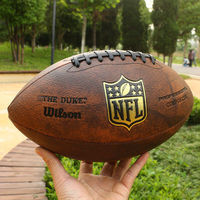 厂家直销美式橡胶训练橄榄球3/ 5比赛橡胶橄榄球 /儿童幼儿园橄榄