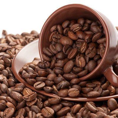 特浓正品咖啡豆新鲜烘焙无添加意式浓缩咖啡苦咖啡可现磨黑咖啡粉
