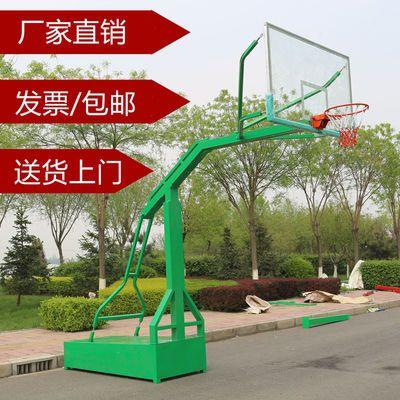 篮球架可扣篮比赛标准户外室外移动篮球板架子投篮学校操场小区