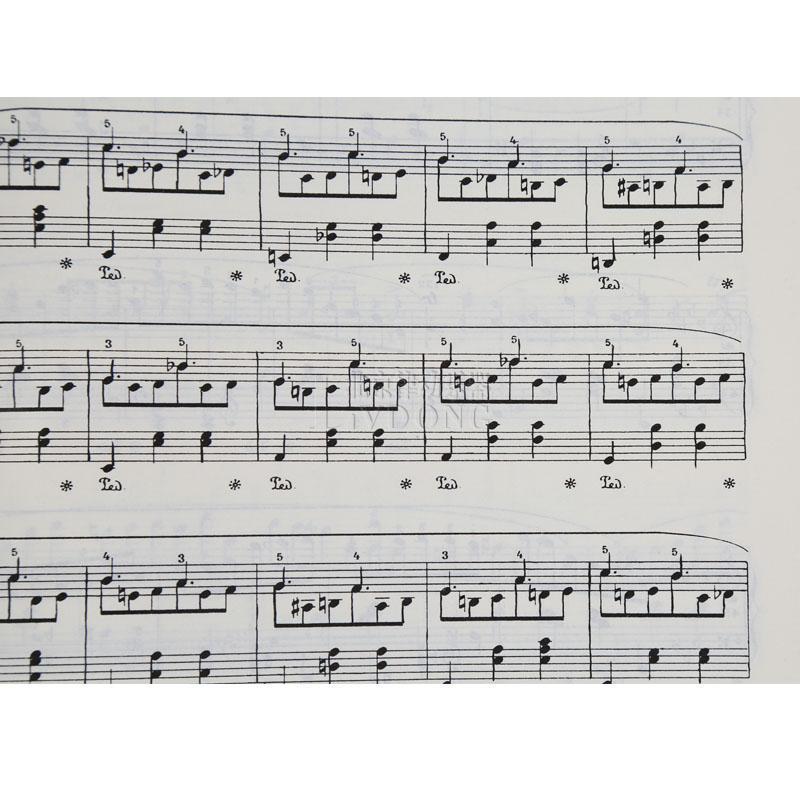 肖邦圆舞曲集 正版包邮 钢琴曲谱教材钢琴谱教程 人民