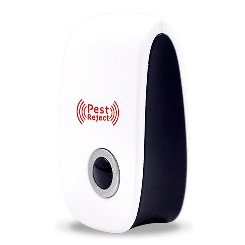 超声波驱蚊器驱鼠器智能电子驱虫器静音