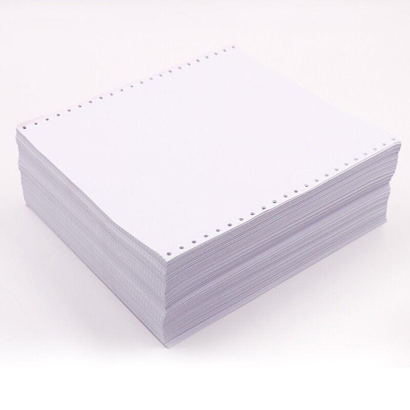 54209-欧标(MATE-IST)针式电脑打印纸撕边清单纸1000页/箱-详情图