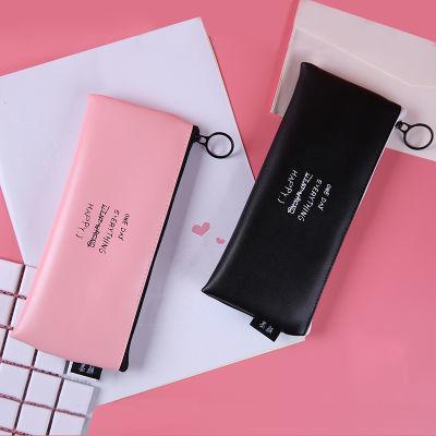 铅笔袋日韩国创意简约男女生小清新可爱小学生大容量初中生文具盒