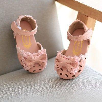 男高跟鞋粗跟小女童套装学生童女女水钻女男宝宝男童步软底夏季新