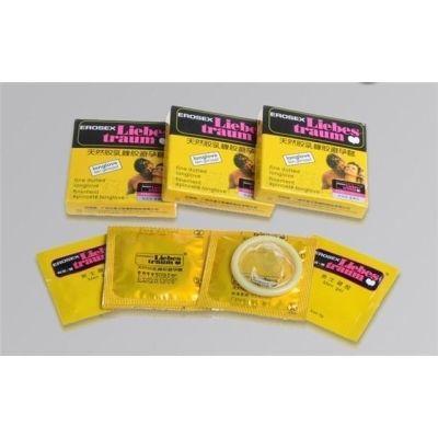 避孕套安全套2只装马仔套麦艾斯超薄避孕套