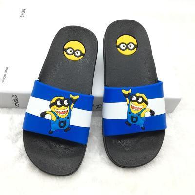 亲子儿童凉拖鞋夏男童女童卡通防滑软底沙滩鞋中大童小孩居家拖鞋