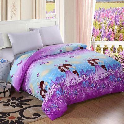 床裙件套夏季床单单件套床上用品情侣床单被套单人水洗棉床单学生