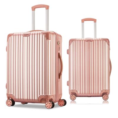 防刮行李箱包拉杆箱女旅行箱挂扣男20密码箱子24寸26皮箱包登机箱