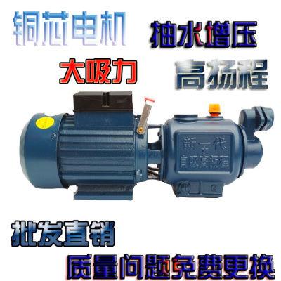 水泵220v螺杆自吸泵家用铜芯高扬程2kw抽水机无塔供水专用增压泵