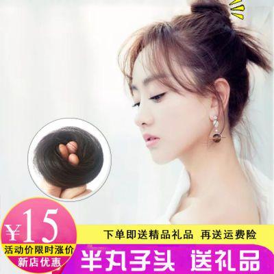 清朝发型女盘发分享展示图片