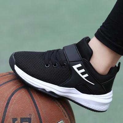 男童鞋子2018秋冬季新款儿童篮球鞋透气网面鞋中大童鞋男孩运动鞋