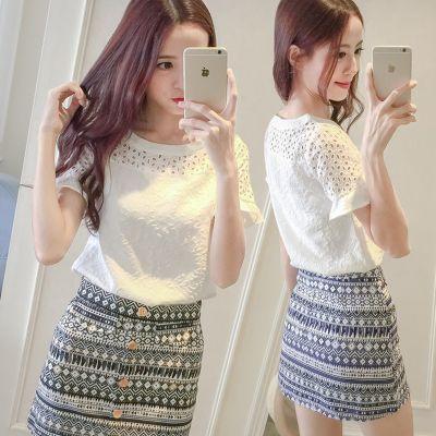 半身裙女大码女装斤连衣裙件套女装夏学生韩版黑色短裙夏季长裙夏