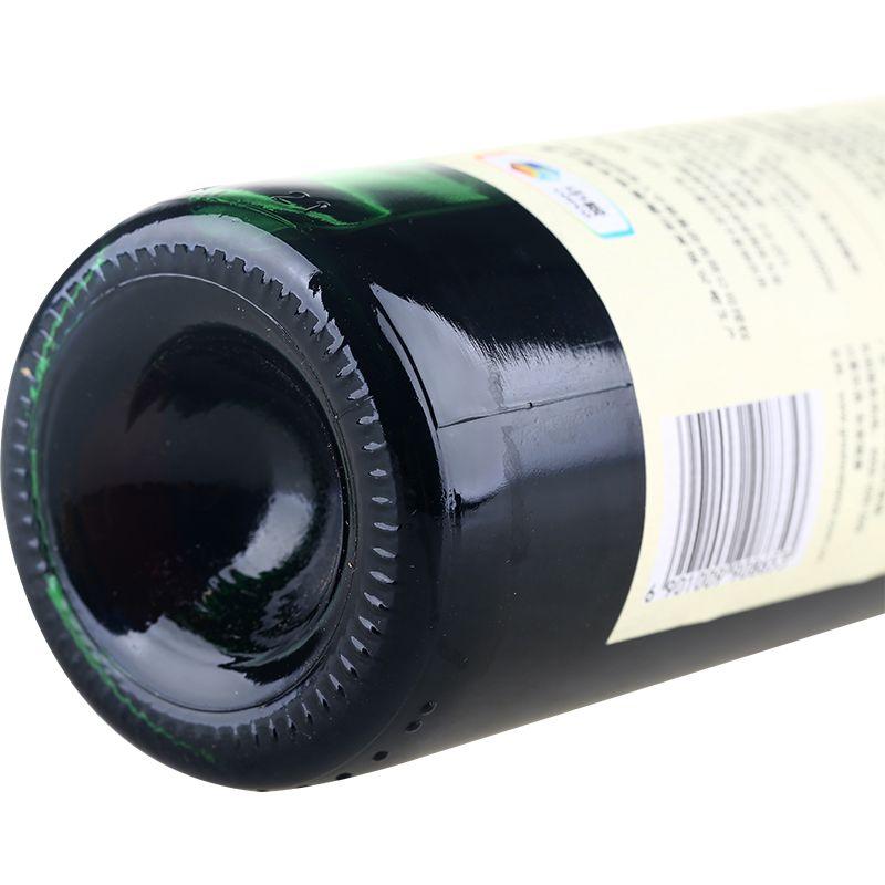 6支 长城干红葡萄酒出口型解百纳国产中粮整箱红酒750ml