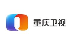重庆卫视台标