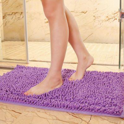 [可定制]吸水雪尼尔地垫门垫进门脚垫客厅卧室卫生间浴室防滑垫