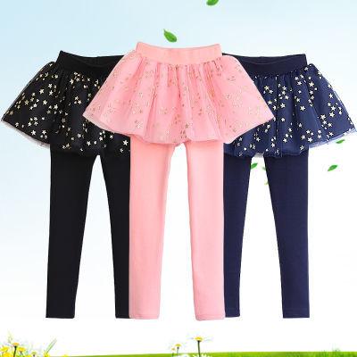 """春款上新,唯美网纱裙裤,精美的双层印花设计,外加轻薄透气网纱。面料采用高弹性纤维,轻弹不紧绷,亲肤健康,自然透气。店内持续上新中,上百款衣服,喜欢的亲们可以点击左小方""""小红心""""收藏哦,期待您的光临,欢迎进店选购。"""