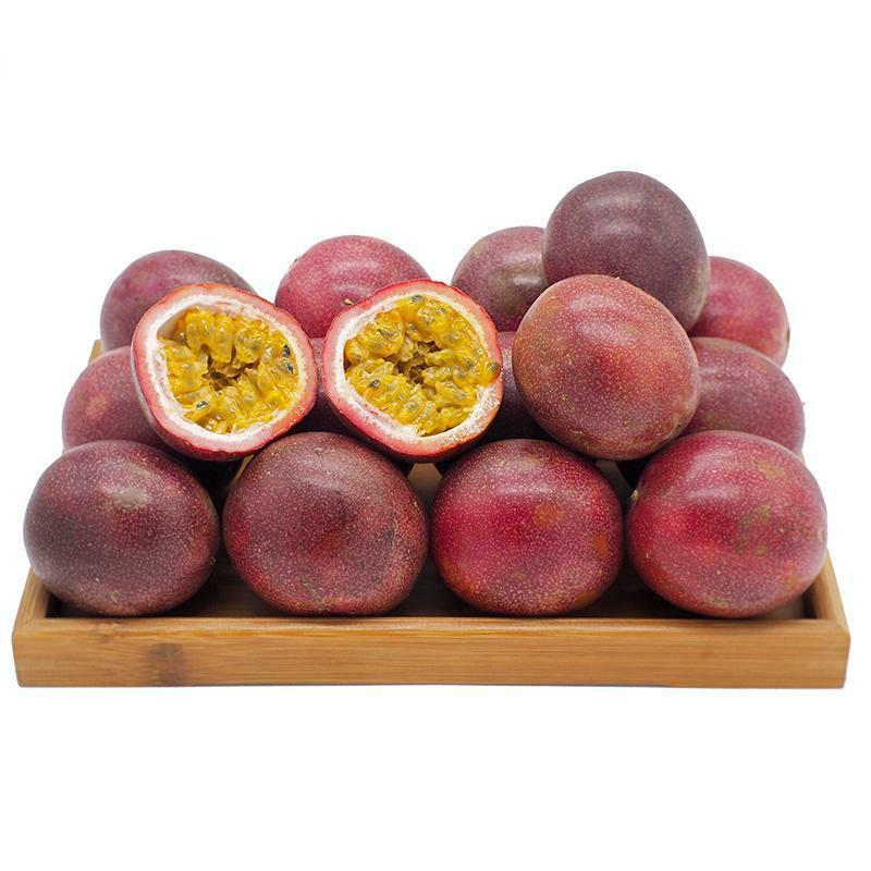 【买4送1】百香果5斤3/2/1斤热带水果新鲜百香果批发现摘精选大果_7