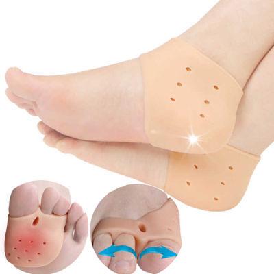 【足跟套+脚趾套】大拇指外翻矫正器大脚骨小脚趾脚后跟保护套男