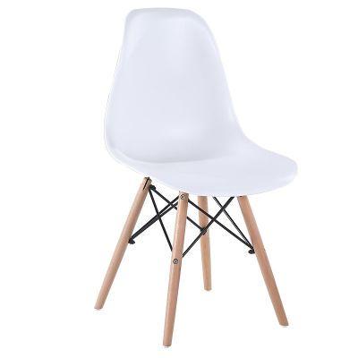 学习桌椅子现代简约书桌椅家用餐厅靠背椅电脑椅凳子实木北欧餐椅