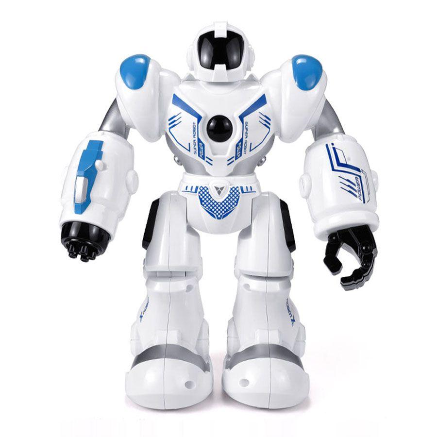 智能机器人玩具遥控会说话会跳舞的儿童机械战警男孩1 2 3 6周岁