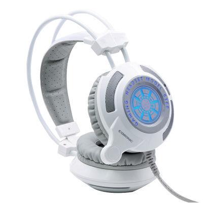 头戴式耳机有线游戏电竞台式电脑降噪重低音音乐带麦克风网吧吃鸡