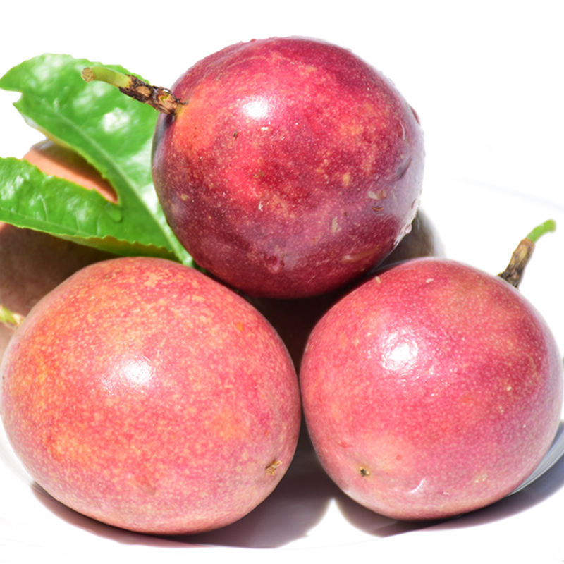 广西百香果5斤大果当季3斤2斤装精选水果新鲜现摘酸爽香甜鸡蛋果_2