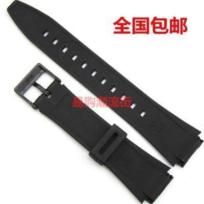 黑色橡胶塑胶手表带AW-80/W-800H/W-752/SGW-300等多系列可用表链