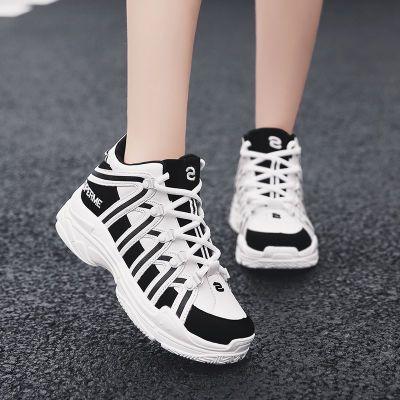 春秋季舒适保暖大码运动鞋女41-43宽脚胖脚40情侣鞋学生跑步鞋 42