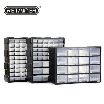 瑞美拓乐高积木零件收纳柜分类盒多格子抽屉式零件柜分类柜零件盒