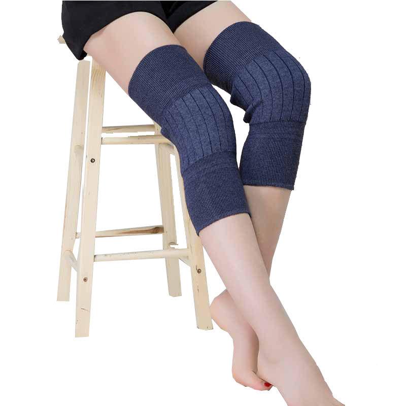 羊绒护膝保暖老寒腿男女士透气羊绒空调房护关节护膝盖护膝