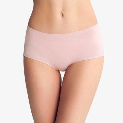 男女通用一片式内裤 男士三角裤无痕无缝无囊袋性感 低腰裤头�