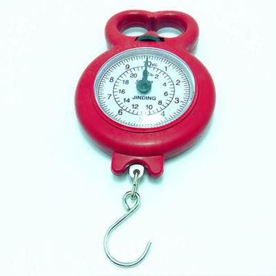 弹簧秤家用便携式多功能10kg手提秤买菜秤口袋秤迷你快递秤10公斤