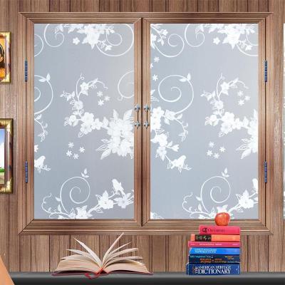 3米磨砂玻璃贴膜浴室厨房客厅理发店窗户玻璃贴纸遮光透明不透明