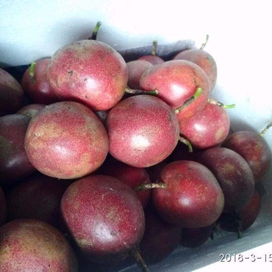 广西百香果5新鲜包邮白香果大果带箱6斤装一级西番莲10现摘鸡蛋果_8
