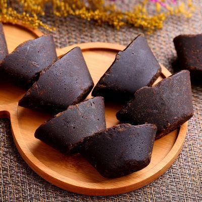1斤特价韵能云南黑糖块老红糖块姜糖茶月子土黑糖糖浆姜茶500g/袋