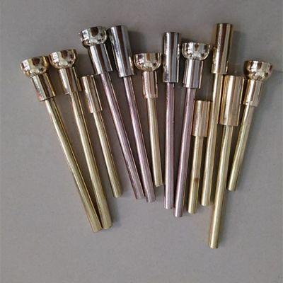 金泰纯白铜黄铜水烟斗水烟袋烟壶烟筒烟袋锅子烟斗卷烟嘴配件工具