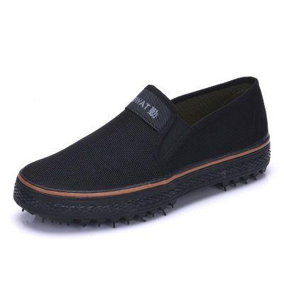 战狼靴男鞋棉胶迷彩高帮解放冰钓户外人用品防滑耐磨男鞋