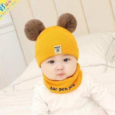 红帽子婴儿女男宝宝唐装帽百天周岁儿童帽小地主阿哥古装帽冬季棉
