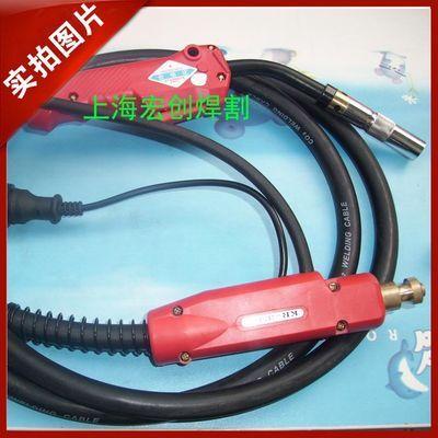 松下式200A/350A/500A二保焊枪3米-5米二氧化碳气保焊机焊枪配件