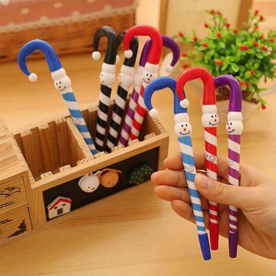 微商地推玫瑰花圆珠笔小礼品蓝色学生奖品幼儿园儿童小礼物小商品