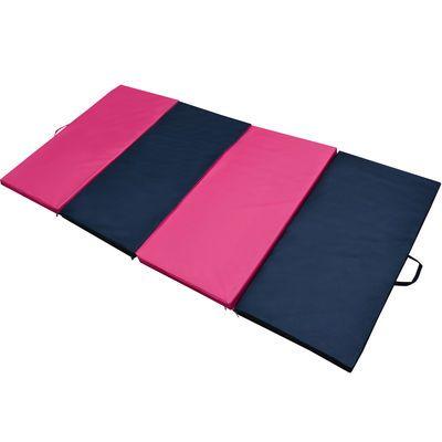 体操垫健身仰卧起坐垫子舞蹈训练折叠瑜伽垫练功可折叠多功能垫子