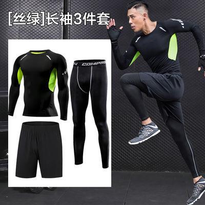 长袖运动套装紧身跑步毒液衣服龙饰篮球男女健儿童裤士宽松塑社会